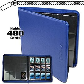 BCW Supplies 12-Pocket Z-Folio LX