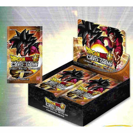 Bandai Set 11 Vermilion Bloodline Booster Box Display
