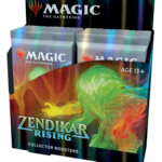 Wizards of the Coast Zendikar Rising Collector's Booster Box Display