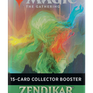 Wizards of the Coast Zendikar Rising Collector's Booster Pack