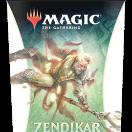 Wizards of the Coast PREORDER - Zendikar Rising Theme Booster (September 25th)