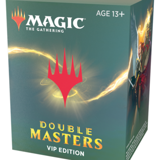 Wizards of the Coast PREORDER - Double Masters VIP Edition (August 7th)