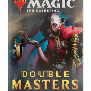 Wizards of the Coast PREORDER - Double Masters Draft Booster Pack (August 7th)