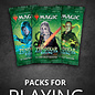 Wizards of the Coast Zendikar Rising Draft Booster Pack