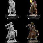 WizKids D&D Minis: Wave 10 - Female Elf Cleric