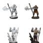 WizKids D&D Unpainted Minis: Male Firbolg Druid
