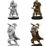 WizKids D&D Minis: Wave 10 - Male Goliath Barbarian