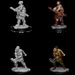 WizKids D&D Minis: Wave 1 - Female Human Ranger