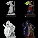 WizKids D&D Minis: Wave 10 - Female Human Warlock