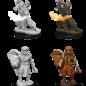 WizKids D&D Unpainted Minis: Male Human Druid