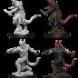 WizKids D&D Unpainted Minis: Male Tiefling Rogue