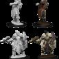 WizKids D&D Minis: Wave 9 - Female Half-Orc Barbarian