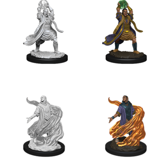 WizKids D&D Minis: Wave 11 - Male Elf Sorcerer
