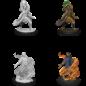 WizKids D&D Unpainted Minis: Male Elf Sorcerer