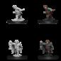 WizKids D&D Unpainted Minis: Male Halfling Rogue
