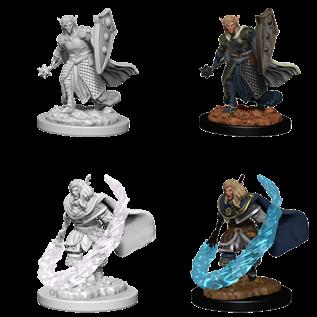 WizKids D&D Minis: Wave 5 - Male Elf Cleric