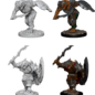 WizKids D&D Unpainted Minis: Male Dragonborn Fighter