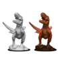 WizKids D&D Unpainted Minis: T-Rex