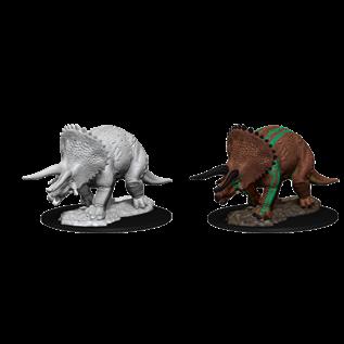WizKids D&D Minis: Wave 7 - Triceratops