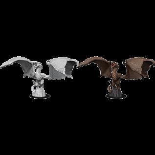 WizKids D&D Minis: Wave 9 - D&D Unpainted Minis: Wyvern