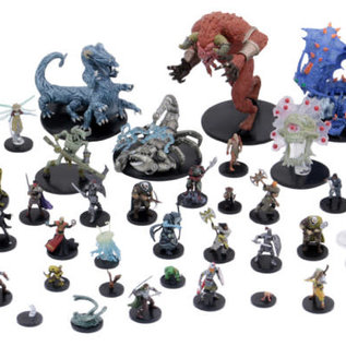 WizKids D&D Prepainted Minis: Waterdeep - Dungeon Of The Mad Mage Booster