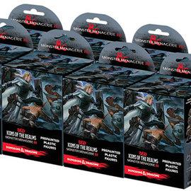 WizKids D&D Prepainted Minis: Monster Menagerie 3 Booster