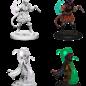WizKids D&D Minis: Wave 4 - D&D Unpainted Minis: Female Tiefling Sorcerer