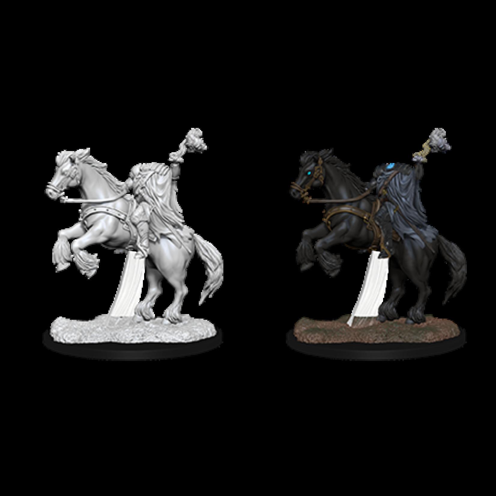 WizKids Pathfinder Unpainted Minis: Dullahan (Headless Horsemen)