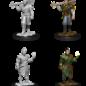 WizKids D&D Unpainted Minis: Male Half-Elf Bard