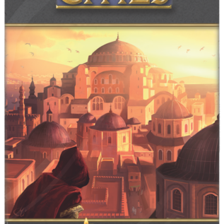 Asmodee 7 Wonders Cities Anniversary Pack