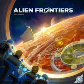 D&D Alien Frontiers 5th Edition