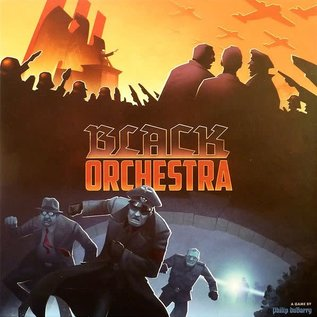 D&D Black Orchestra 2nd Edition