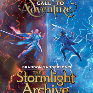 Brotherwise Games Call to Adventure: Stormlight Archive