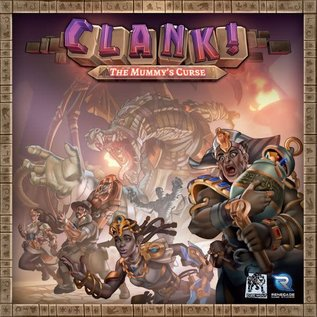 Renegade Game Studios Clank! The Mummy's Curse