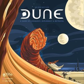 Gale Force 9 Dune Board Game