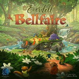 D&D Everdell Bellfaire Expansion