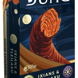Gale Force 9 Dune: The Board Game - Ixians and Tleilaxu Expansion