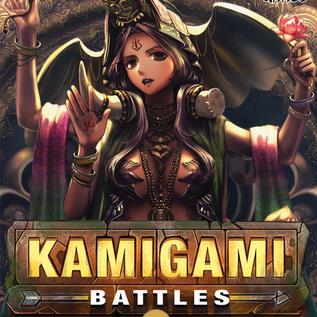 Japanime Games Kamigami Battles: Avatars of Cosmic Fire