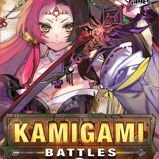 Japanime Games Kamigami Battles: Warriors of the Dawn