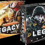 Z-Man Games Pandemic Legacy Season 2