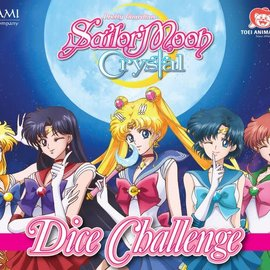 Japanime Games Sailor Moon Crystal Dice Challenge