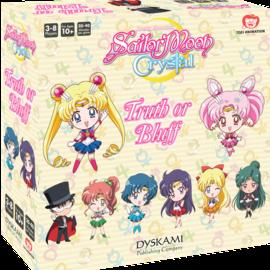Japanime Games Sailor Moon Crystal Truth or Bluff