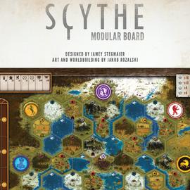 Stonemaier Scythe Modular Board