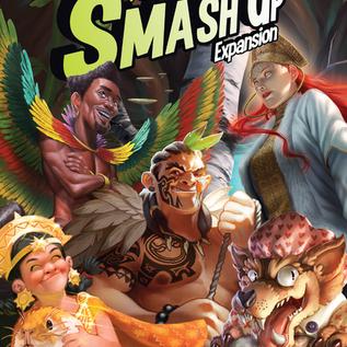 AEG Smash Up: World Tour: Culture Shcok