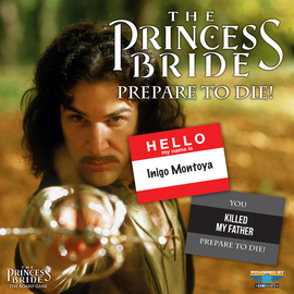 Spark Works The Princess Bride Prepare To Die 3rd Edition