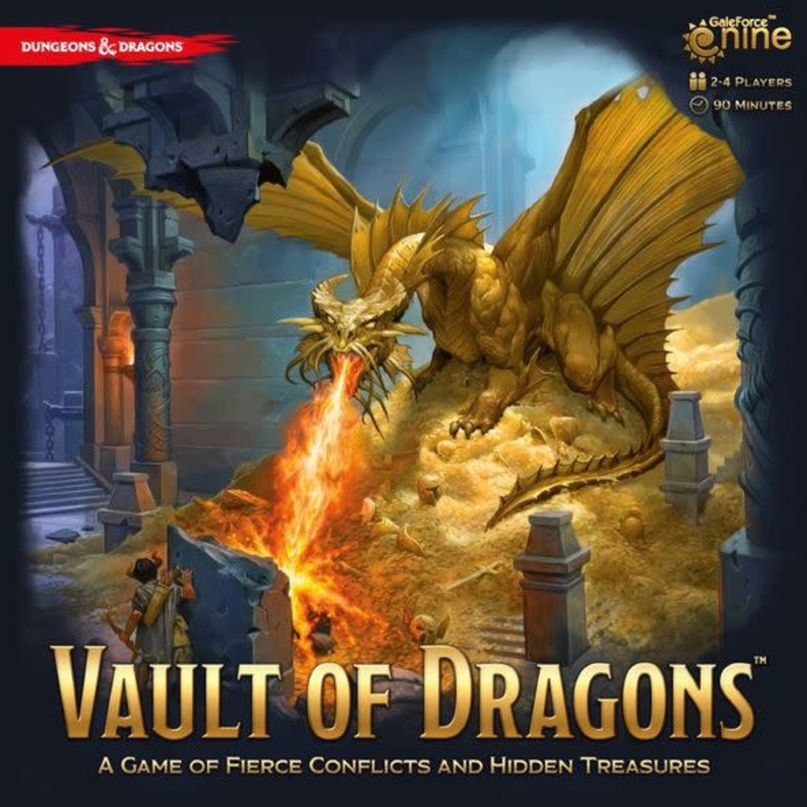 Gale Force 9 Vault of Dragons
