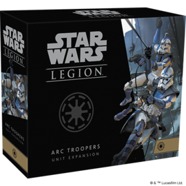 Fantasy Flight Games ARC Troopers Unit Expansion