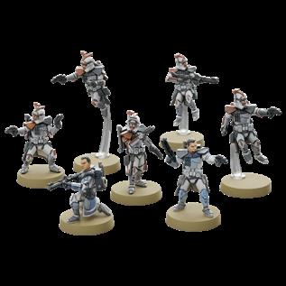 Fantasy Flight Games ARC Troopers Unit Expansion