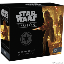 Fantasy Flight Games Inferno Squad Unit Expansion