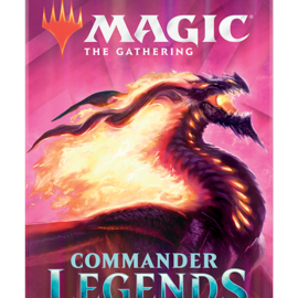 Wizards of the Coast PREORDER - Commander Legends Collector's Booster Pack (November 20th)